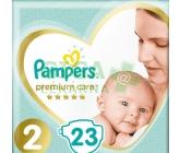 Pampers Premium Care Pack S2 23ks Mini