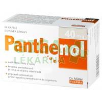 Panthenol 40mg 60 kapslí Dr.Müller