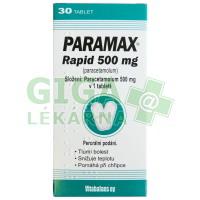 Paramax Rapid 500mg 30 tablet