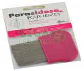 Parasidose kovový hřeben 1ks