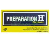 Preparation H rct.sup.12