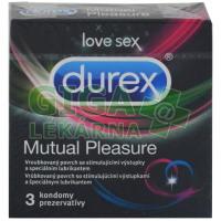 Prezervativ Durex mutual pleasure 3ks
