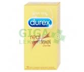 Obrázek Prezervativ Durex Real Feel 10ks
