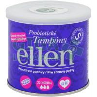 Probiotické tampony ellen - ECO Normal 22ks