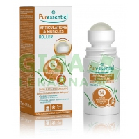 PURESSENTIEL Roll-on na unavené svaly a klouby 75ml