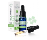 Puurex 5% CBD olej (250mg) 5ml