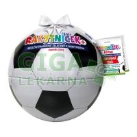 RAKYTNÍČEK+ fotbal multivitaminové želatinky 50ks