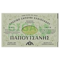 Řecké přírodní olivové mýdlo zelené 125g