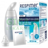 RESPIMER - sada pro výplach nosu a dutin