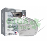 Respirátor FFP3 premium - bílý 3 ks
