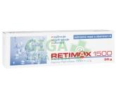 Retimax 1500 Ochranná mast s vitamínem A 30g