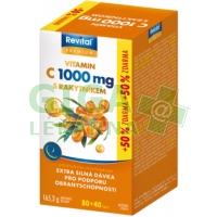 Revital Premium Vitamin C 1000mg+rakytník 120 tablet