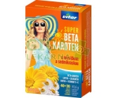 Revital Super Beta-karot.měsíček+7kráska tbl.40+20