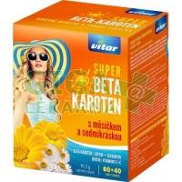 Revital Super Betakaroten s měsíčkem tbl.80+40