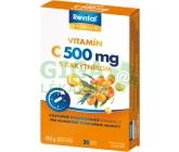 Revital Vitamin C 500mg s rakytníkem cps.30