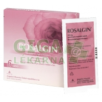 Rosalgin prášek 6 sáčků
