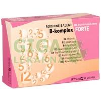 Rosen B-komplex FORTE 100 dražé rodinné balení