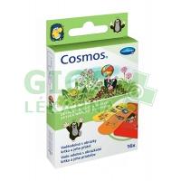Rychloobvaz COSMOS Dětská náplast s KRTKEM 16ks