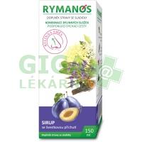 Rymanos sirup 150 ml