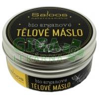 Saloos Bio arganové tělové šlehané máslo 150ml
