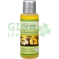 Saloos BIO Baobabový olej LZS 50ml