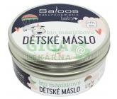 Saloos Bio měsíčkové dětské šlehané máslo 150ml