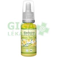 Saloos Bio regeneranční obličejový olej Lemon Tea-Tree 20ml