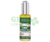 Saloos CBD Bio dětský olej 50 ml