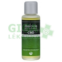 Saloos CBD Hydrofilní odličovací olej 50ml