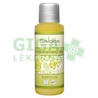 Saloos Rostlinný Makadamiový olej 50ml