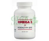 SILVITA Omega 3 + koenzym Q10 100 tobolek