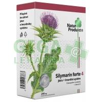 Silymarin forte 4 játra+imunitní systém 40 tablet