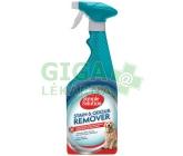 Simple Solution Stain & Odor Remover - Enzymatický odstraňovač skvrn a pachu pro psy, 750ml