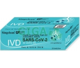Singclean IVD Covid-19 antigen test slinový - 20ks