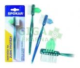 SPOKAR kartáček na zubní protézy 3460 Z