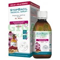 STOPBACIL Medical sirup Dr. Weiss 100+50ml NAVÍC