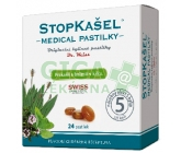 STOPKAŠEL Medical pastilky Dr.Weiss 24 pastilek