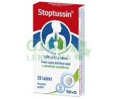 Obrázek Stoptussin tablety 20