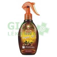 SUN Opal. olej s arganovým olejem SPF10 200ml