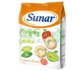 Obrázek Sunar dětský snack jablkové prstýnky 50g