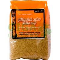 Surový přírodní třtinový cukr 1kg