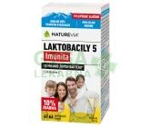 Swiss NatureVia Laktobacily 5 Imunita cps.66
