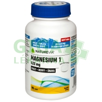 Swiss NatureVia Magnesium 1 420mg 90 tablet