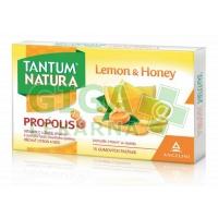 Tantum Natura LemonHoney 15 gumových pastilek