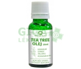 Tea Tree olej s kapátkem 20 ml Pharma Grade