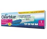 Clearblue digit.těhot.test 1ks s ukazatelem týdnů