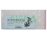 Test na 6 drog ze slin THC OPI COC MET/XTC/AMP