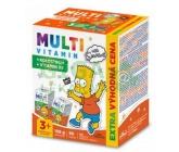 The Simpsons Multivitamin + kolostrum tbl.90
