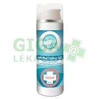 TOPVET Antibakteriální čis.gel na ruce Hedvábí 50ml
