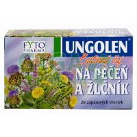 Ungolen Bylinný čaj játra+žlučník 20x1.5g